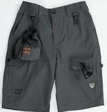 GoodBoy! Damen Funktions-Shorts BIBY in granit