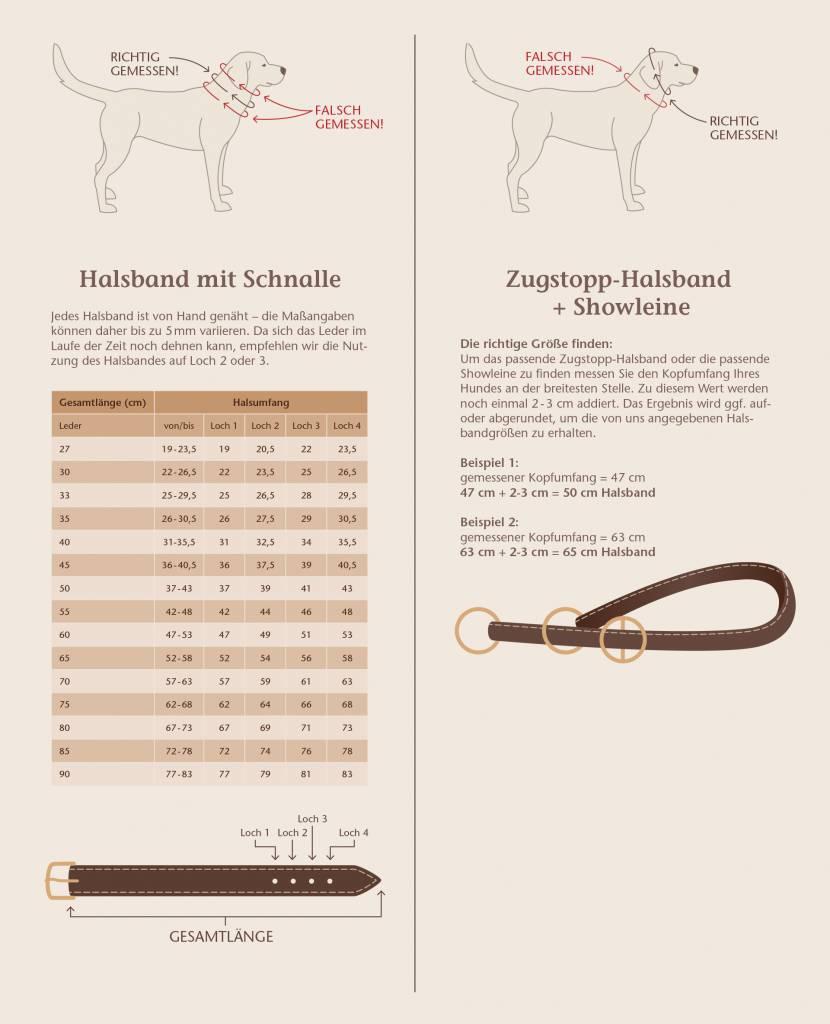 """Halsband """"Azur"""""""