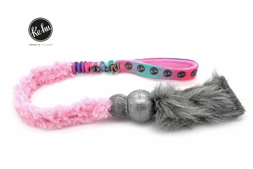 Bunny Tail Hundespielzeug von Ke-Hu® aus Finnland