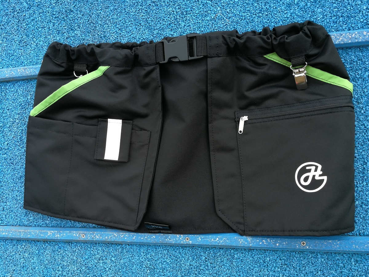 Trainingsgürtel Pro Training - grün XXS