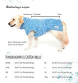 """Hundebademantel von """"Lill's"""" cotton"""
