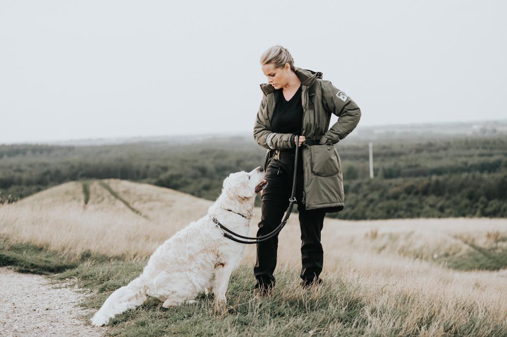 Dogwalking Winterhose für Damen - DogCoach