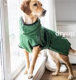 DryUp Cape - Der Hundebademantel - Limited Edition Dark green