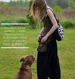 Bauchtasche Mandala-Print Gürteltasche