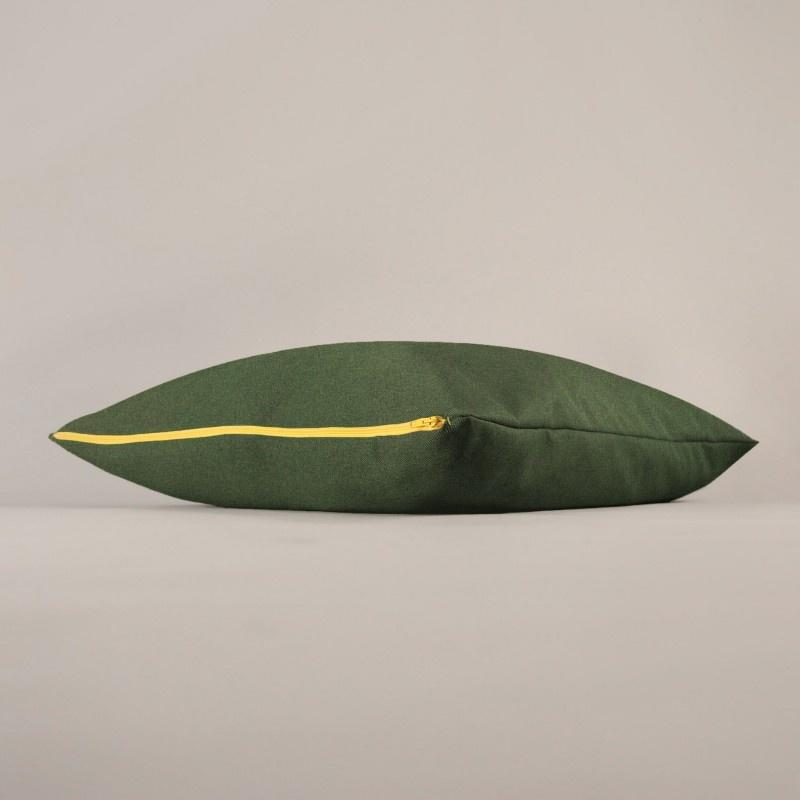 BUDDY. Kissen grün