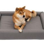 Das FINNTO Hundebett Grau