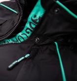 DogCoach Dogwalking Vest: Sprinter Pro - Mint