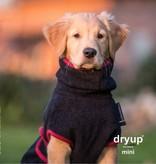DryUp Cape - Der Hundebademantel - schwarz