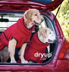 DryUp Cape - Der Hundebademantel - red pepper
