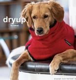 DryUp Cape - Der Hundebademantel - red peper