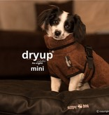 DryUp Cape - Der Hundebademantel - braun