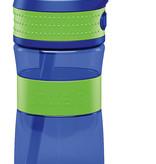 Trinkflasche EEN 400ml Apfelgrün / Blau