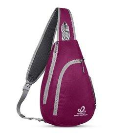 Crossbody backpacks lila