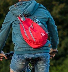 Crossbody backpacks red