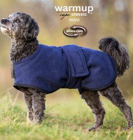 "Warm Up Cape classic ""mini"" dark blue"