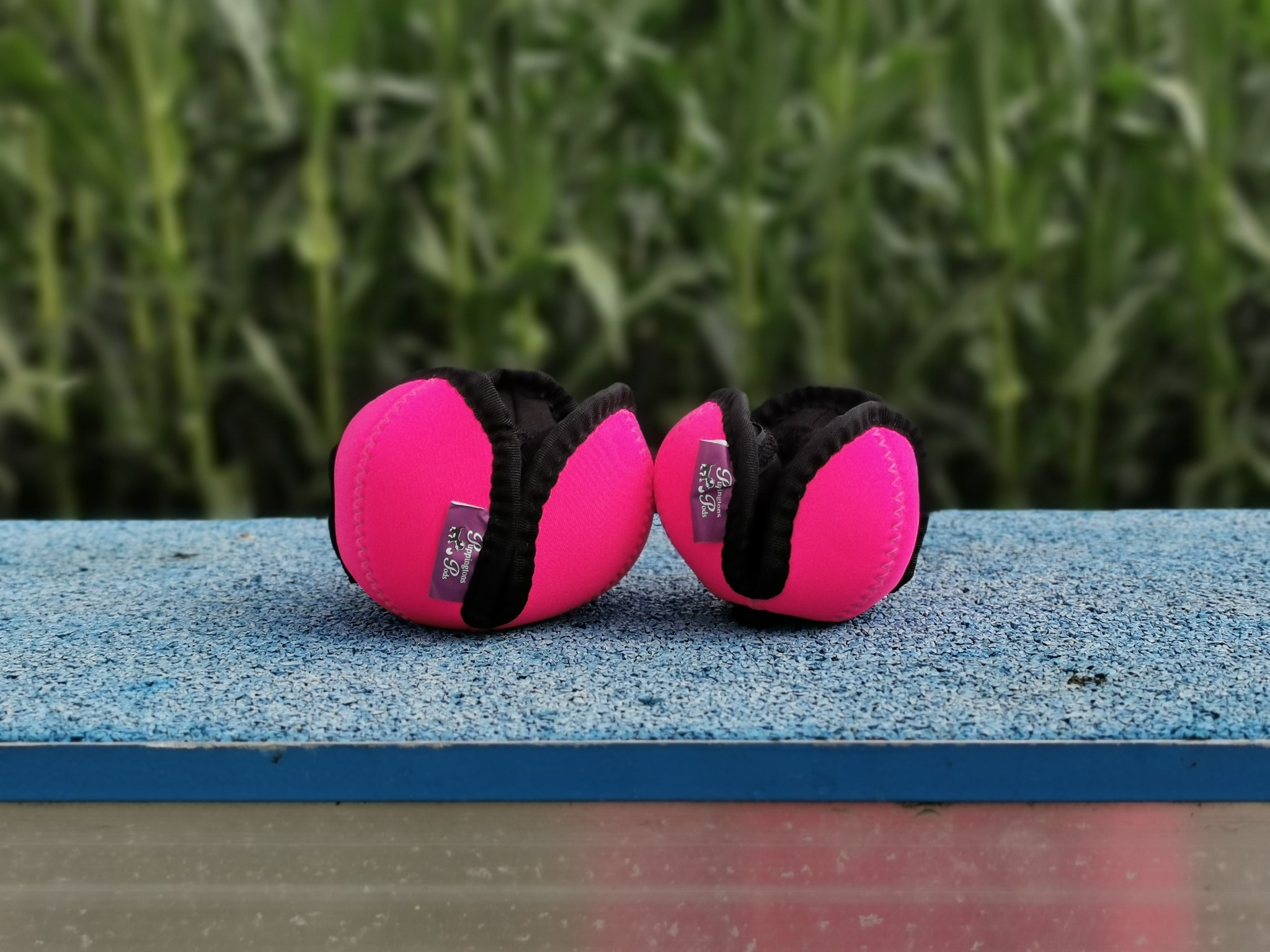 Puppingtons Pods - interaktives Spielzeug  pink