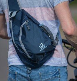 Crossbody backpacks saphire blue