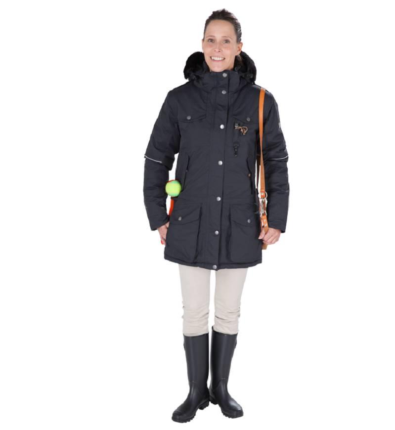 Weg sparen erstklassige Qualität Rabatt zum Verkauf GoodBoy! Damen Winterjacke MARIBO in granit