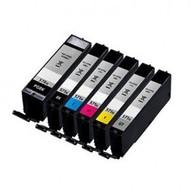 Canon inktpatronen CLI-571XL / PGI-570XL voordeelset met chip (Huismerk)