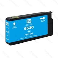 HP inktpatroon 953XL (HPF6U16AE) cyaan (Huismerk)