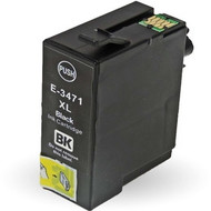 Epson inktpatroon T34XL (T3471) zwart (Huismerk)