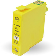 Epson inktpatroon T34XL (T3474) yellow (Huismerk)