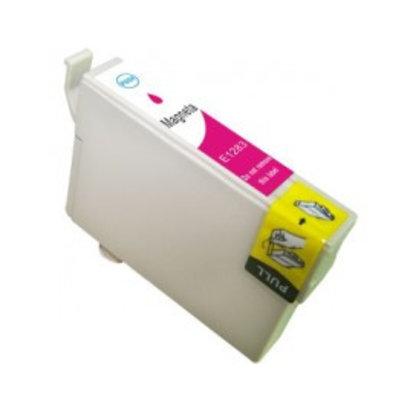 Epson inktpatroon T1283 magenta (Huismerk)