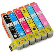 Epson inktpatronen 24 XL voordeelset (Huismerk)