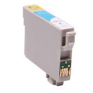 Epson inktpatroon T0802 cyaan (Huismerk)