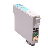 Epson inktpatroon T0805 light cyaan (Huismerk)