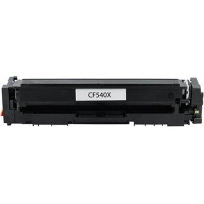 (HP 203X (CF540X) Toner zwart (Huismerk)