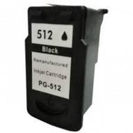 Canon inktpatroon PG-512 zwart (Huismerk)