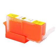 Canon inktpatroon CLI-521 yellow met chip (Huismerk)