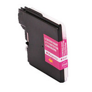 Brother inktpatroon LC-980 magenta (Huismerk)