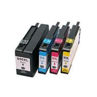 HP inktpatronen 950XL / 951XL voordeelset (Huismerk) Met de nieuwste chip