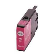 HP inktpatroon 933XL (CN055AE) magenta (Huismerk)