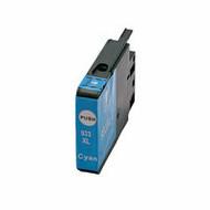 HP inktpatroon 933XL (CN054AE) cyaan (Huismerk)