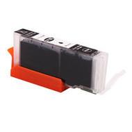 Canon CLI-571BK XL inktcartridge zwart hoge capaciteit (Huismerk)