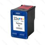 HP inktpatroon 22 XL kleur (Huismerk) inhoud 19 ML