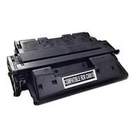 HP 61X (C8061X) toner zwart (Huismerk)