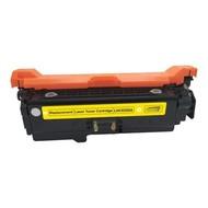 HP 504A (CE252A) toner yellow (Huismerk)