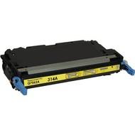 HP314A (Q7562A) toner yellow (Huismerk)