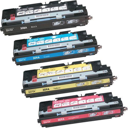 Color Laserjet 3550
