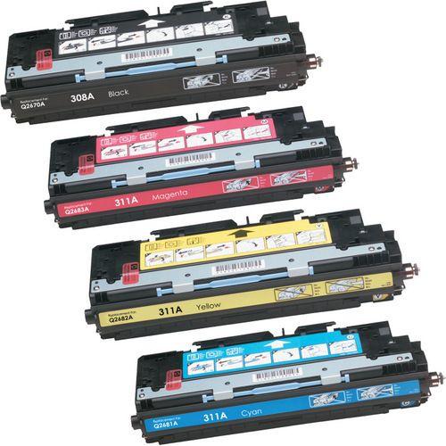 Color Laserjet 3700, 3700N, 3700DN, 3700DTN