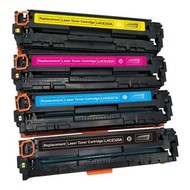 HP 128A (CE320, 21, 22 & 23) toner voordeelset (Huismerk)