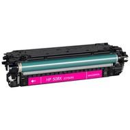 HP 508X (CF363X) toner magenta (Huismerk)