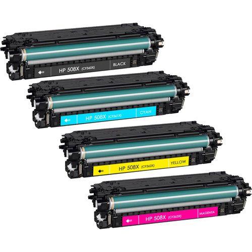 HP Color Laser jet Enterprice M553, M553DN, M553N