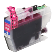 BROTHER  LC-3219XL MAGENTA MET CHIP (HUISMERK)