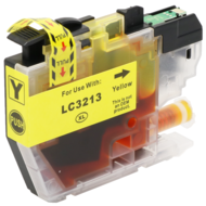 Brother inktpatroon LC-3213 yellow (Huismerk)