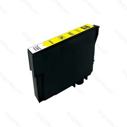 Epson inktpatroon 603xl yellow  (huismerk)